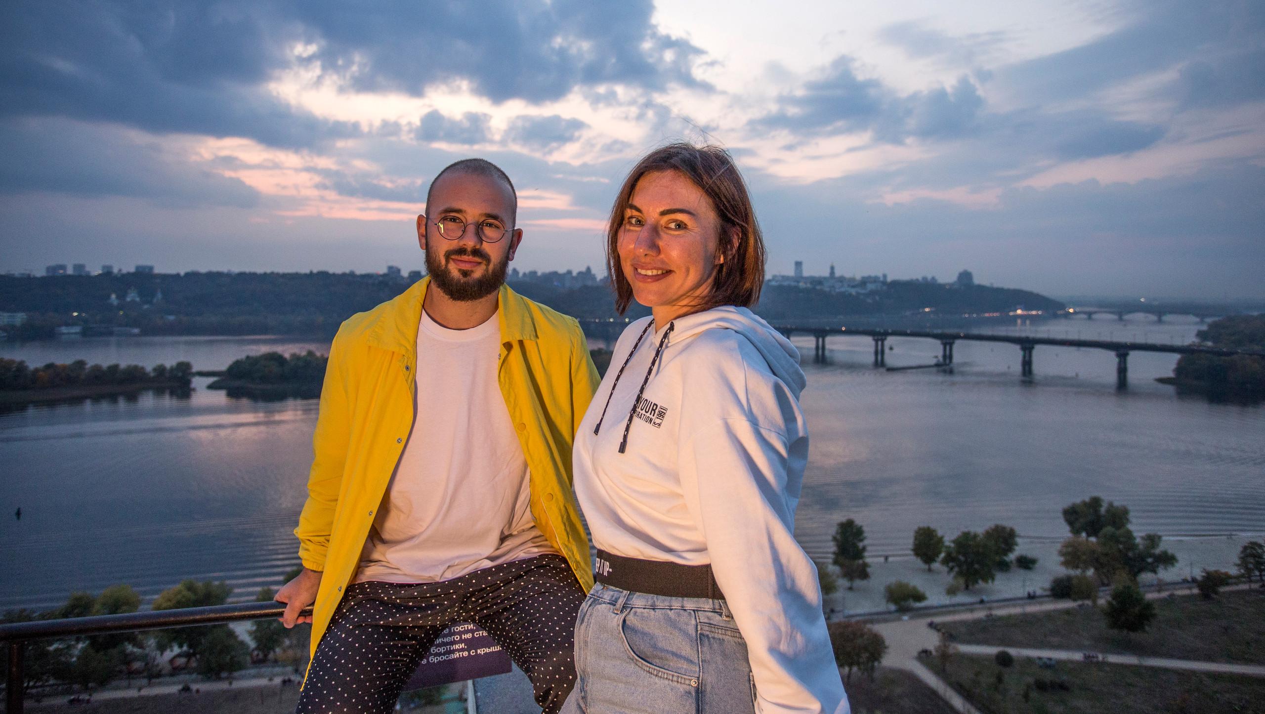 рестораны Киева с террасой на