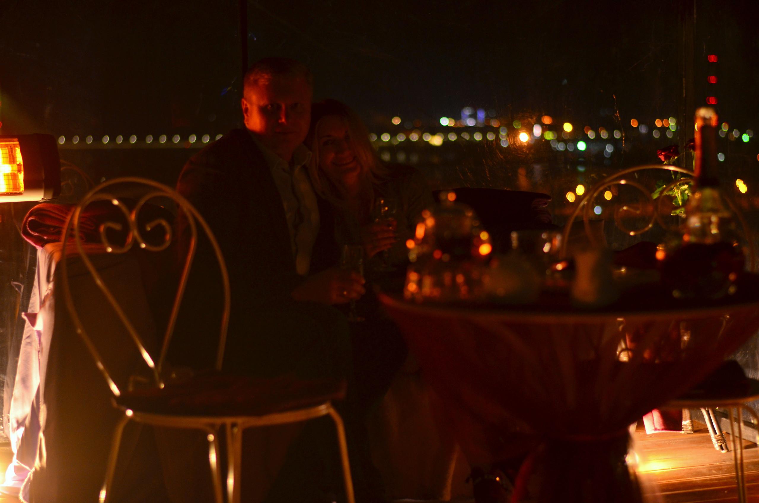 панорамные рестораны Киева