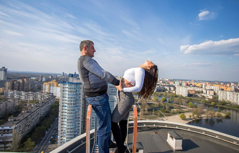 Rooftop Kiev