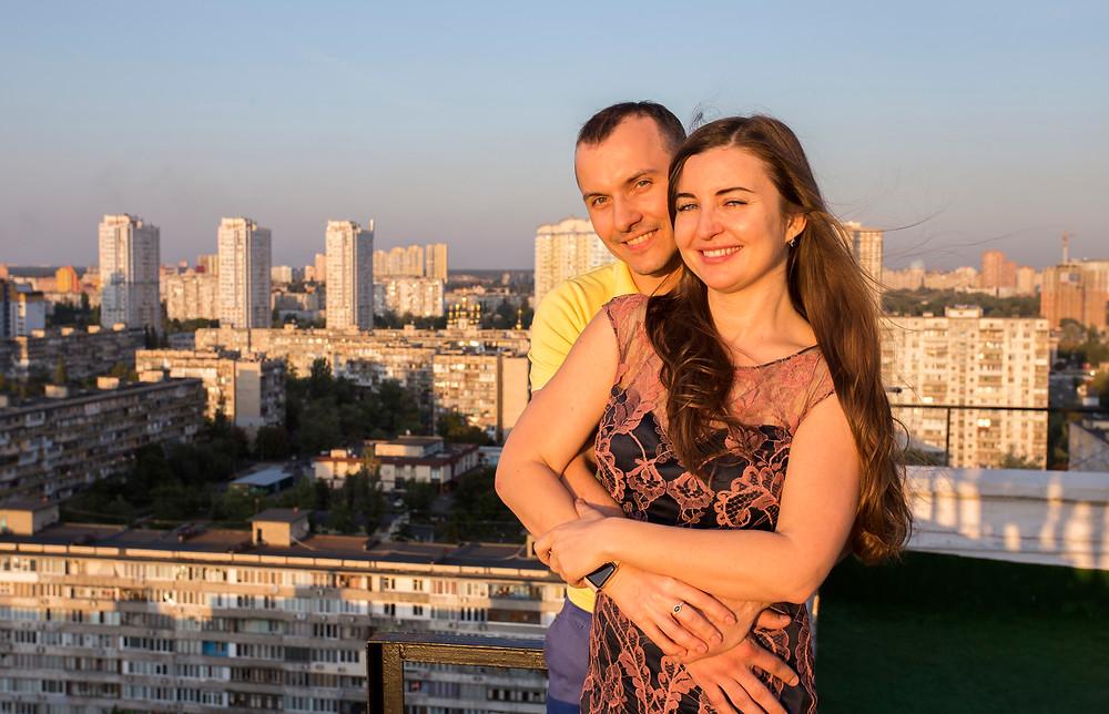 рестораны Киева с террасой на крыше
