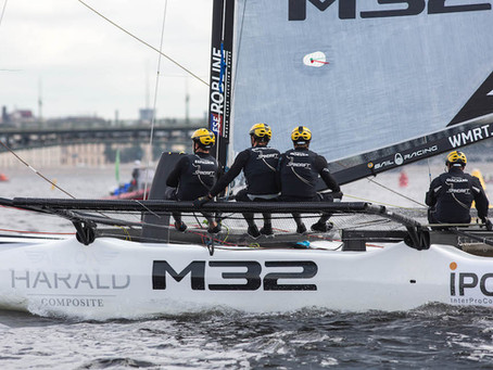 Le Spindrift racing en M32