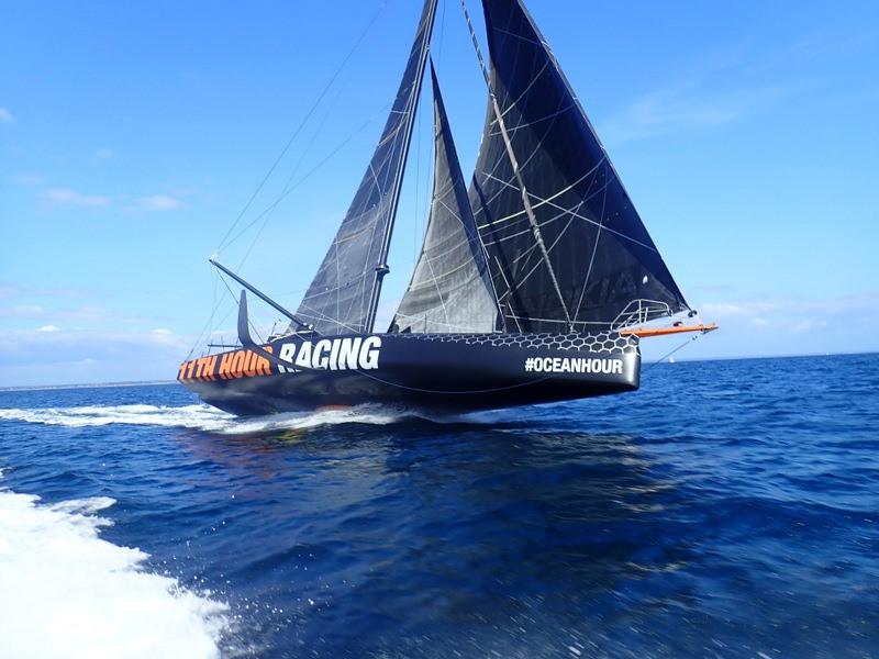 Photo : Pôle Finistère Voile