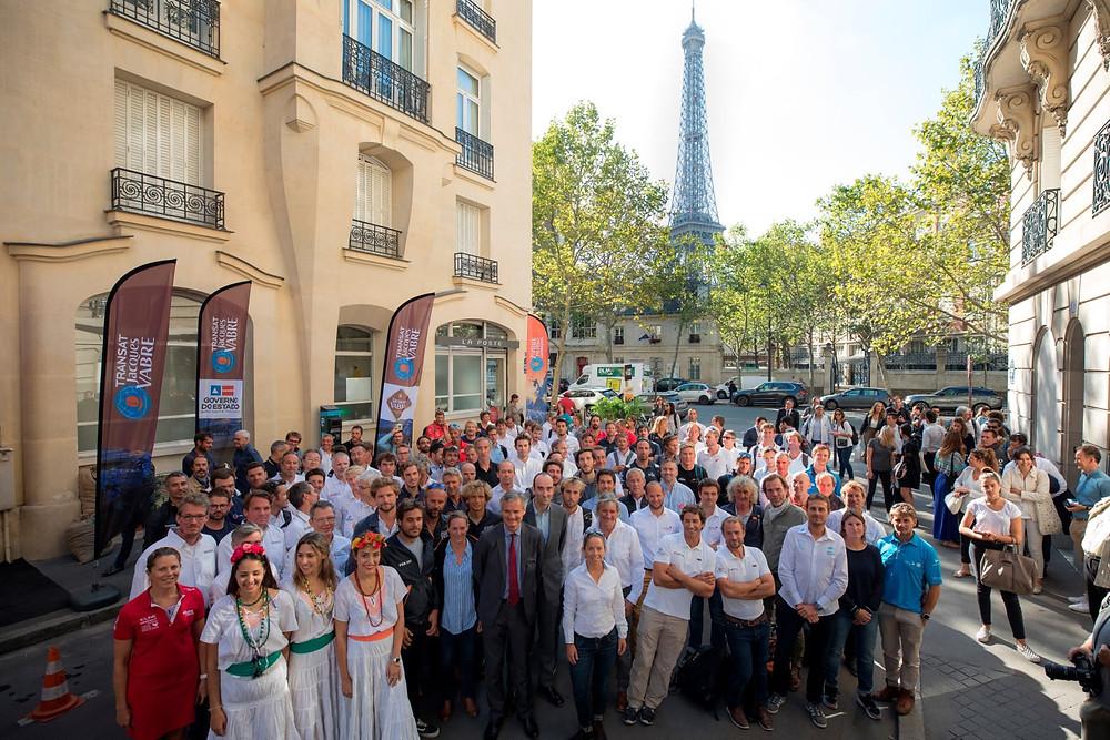 Photo : Transat Jacques Vabre