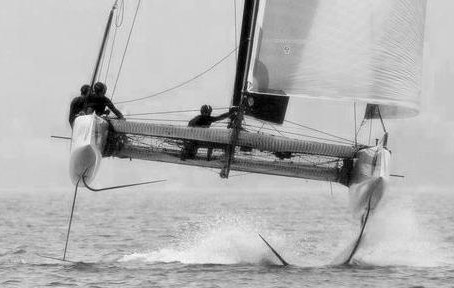 Spindrift Racing en GC32