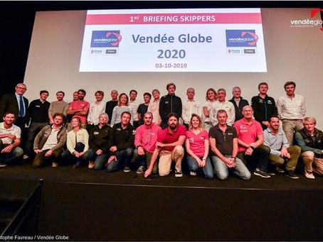 Vendée Globe briefing à un an du départ