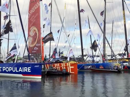 Vendée Globe, top départ
