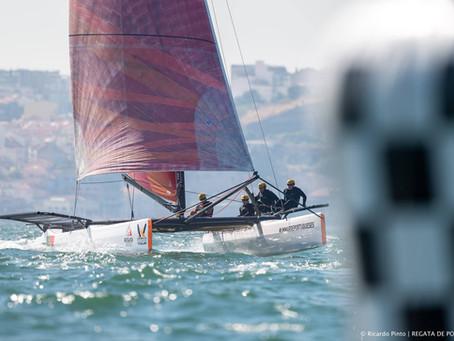 Yann Guichard et le Spindrift racing reprennent un Championnat du Monde