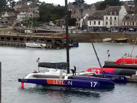 A un mois du début du Pro Sailing Tour, le point du côté du Leyton Sailing Team.