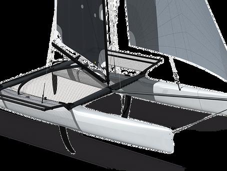 M32, un nouveau bateau chez Spindrift !