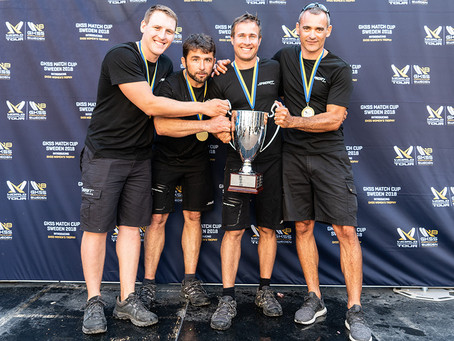Spindrift racing s'impose sur le WMRT