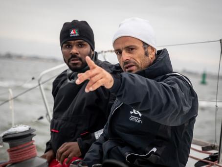 Franck Cammas à la tête de la branche offshore d'Oman Sail
