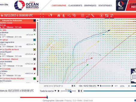IMOCA60 : J4 Gitana 16 en accéléré