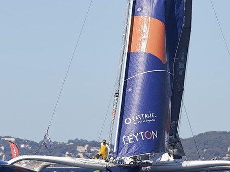 Top départ à Toulon