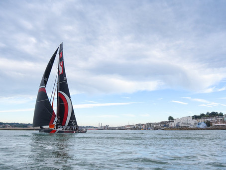 Scallywag remporte la Transatlantic race