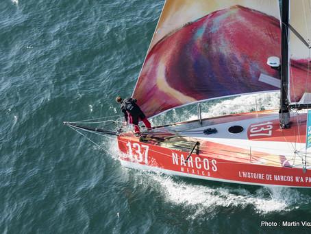 Sam Goodchild termine sa préparation à Lorient