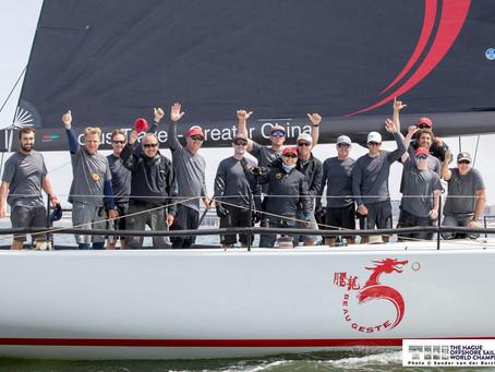 Team Beau Geste Champion du Monde