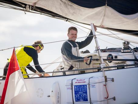 la Transatlantic Race pour Alex Pella