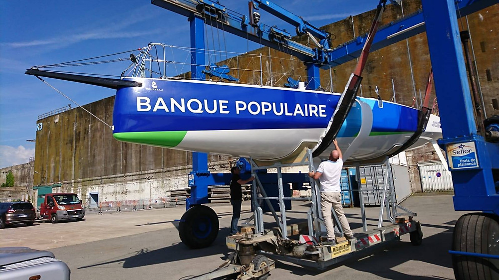 Photo : Team Banque Populaire