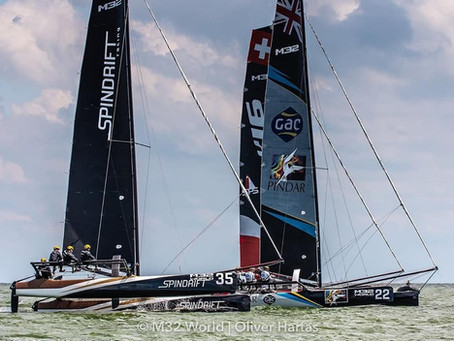 Spindrift racing s'impose aux Pays Bas