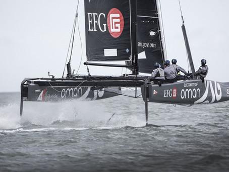 GC32 Austria Cup pour Oman Sail