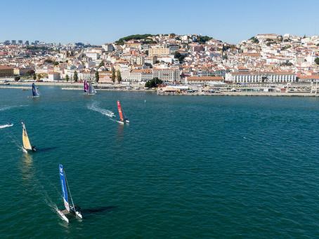 Spindrift 4ème à Lisbonne
