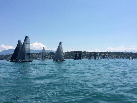 D35 Top départ pour la Geneva-Rolle-Geneva