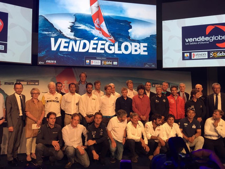 Vendée Globe 2016, à 53 j du départ
