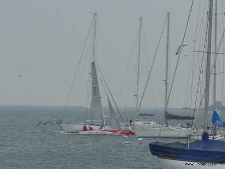 Diam24 J-5 pour la Normandy Sailing Week