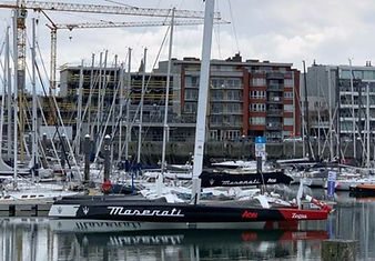 Maserati en Belgique