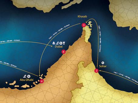 Pas d'EFG Sailing Arabia pour Sydney Gavignet