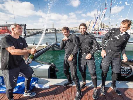Spindrift racing remporte la manche à Alicante