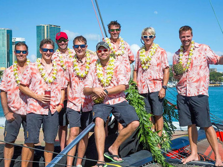 UltimTeam Phaedo gagne la Transpac