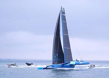 Photo : Round The Island Race