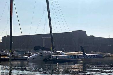Au port à Lorient