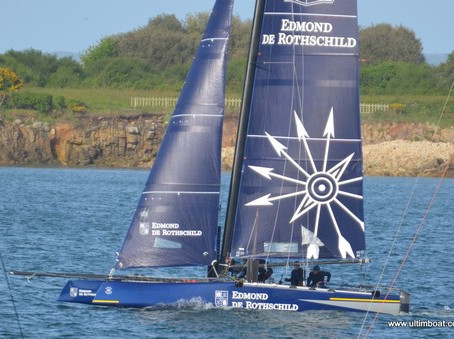 Le Gitana Team ressort son GC32