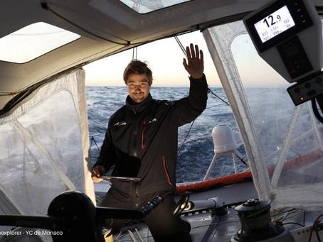 51 jours de mer, à mi Pacifique