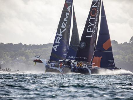 Journée parfaite pour le Leyton Sailing Team