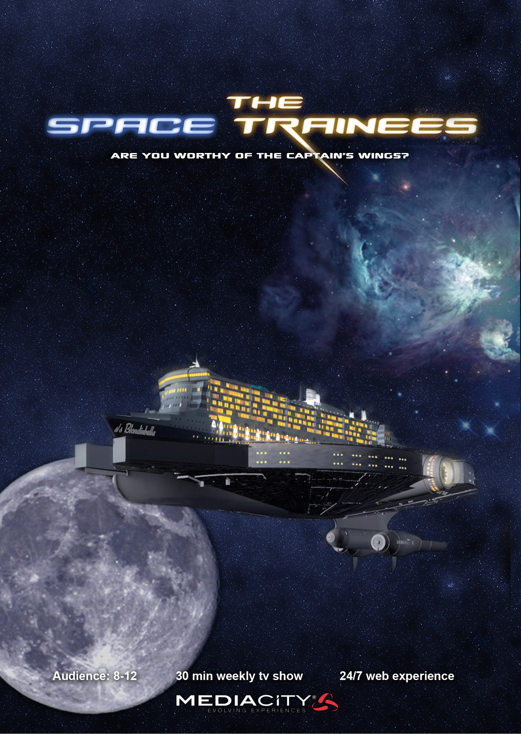 space trainees flyer delphis flat