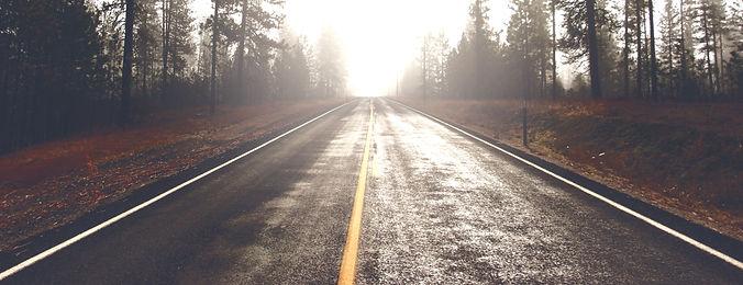 vízia, cesta