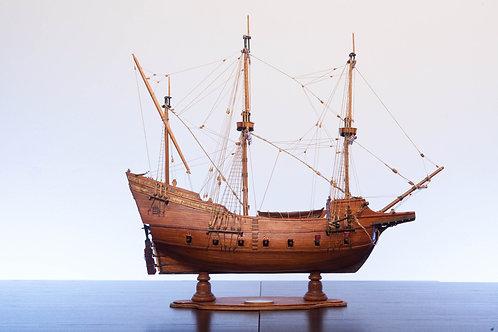 Sant'Anna. Sardinian Galleon
