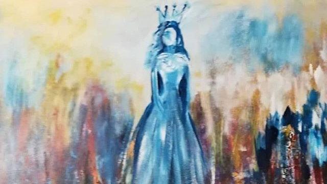 Dronning i Eget Rike, kunsttrykk