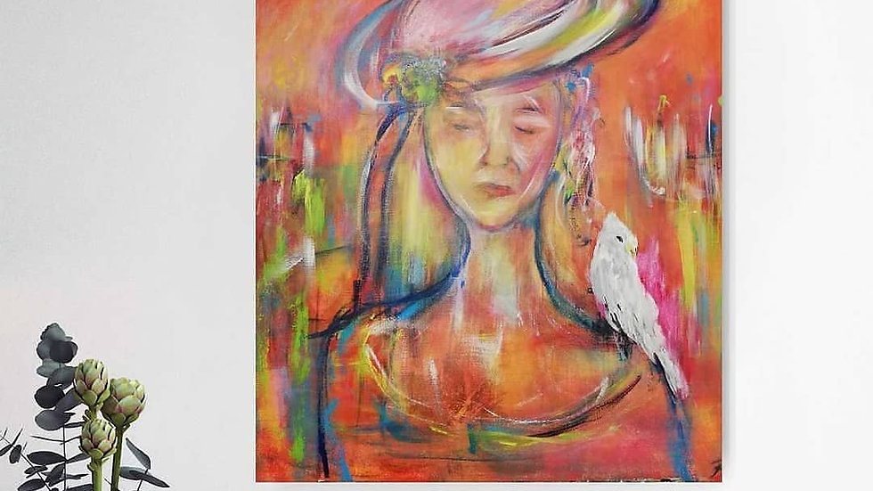 Lady With a Hat