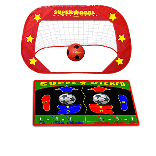 Superstar Kicker Classic Soccer Set - Basic