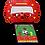 Thumbnail: Superstar Kicker Little Pro Soccer Set - Basic