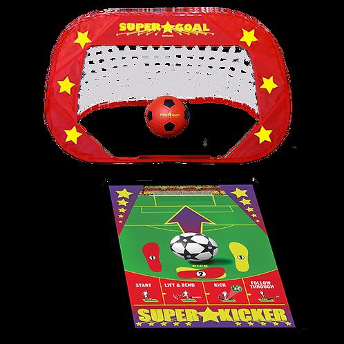 Superstar Kicker Little Pro Soccer Set - Basic