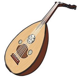 Oud---African-Music-String-Instrument---