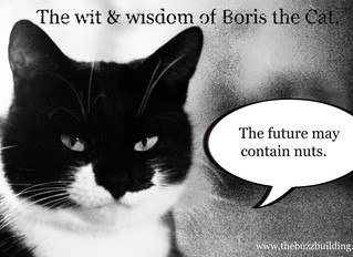 Boris has something to say.