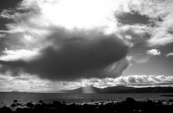 Clouds Over Arran