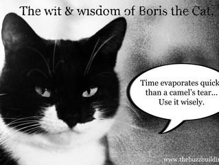 Listen up! It's Boris...
