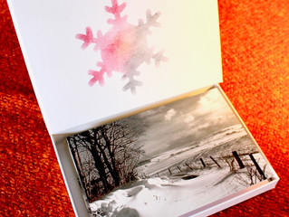 New notecard boxsets in shop...!
